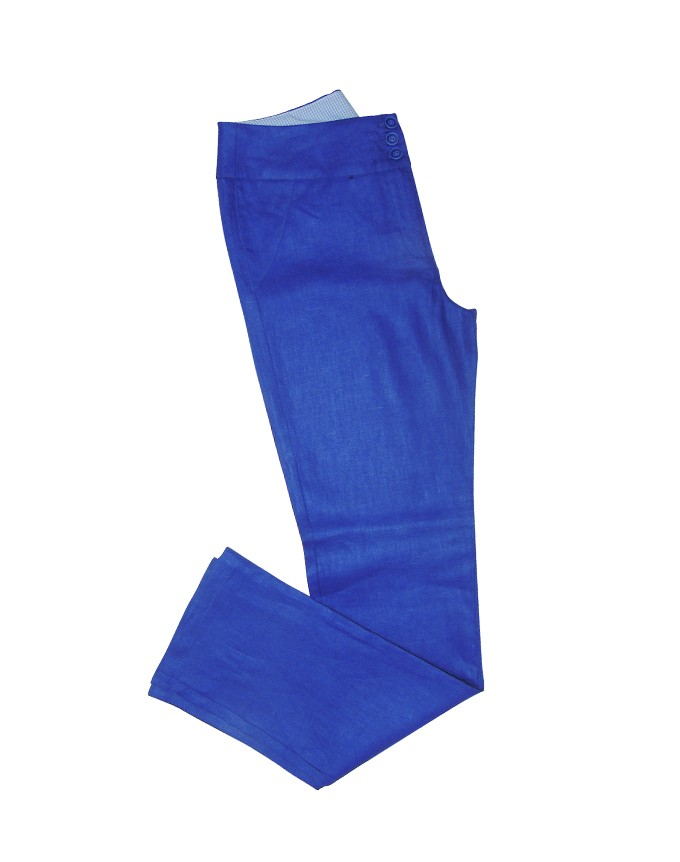 Pantalon lino