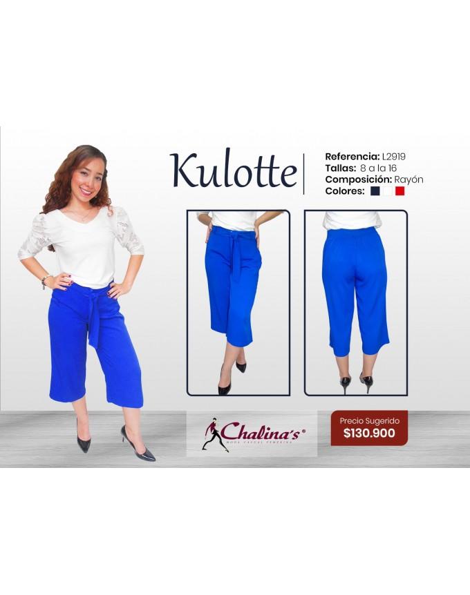 Kulotte